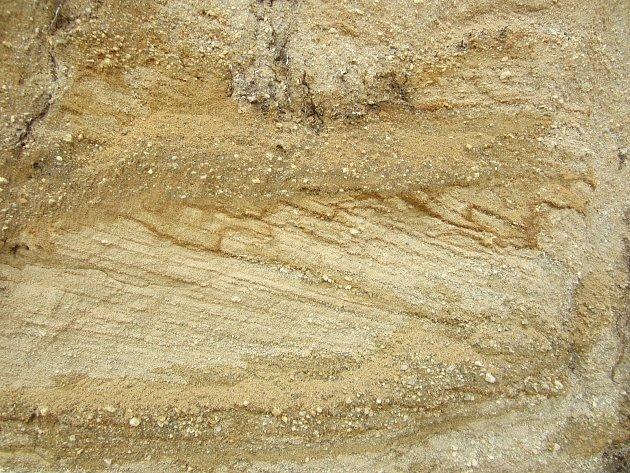 Pískovna Cep je pro geology zajímavá. Našli vní například zkamenělé dřevo nebo šikmé vrstvy písku vzniklé na břehu Lužnice ve starších čtvrtohorách.