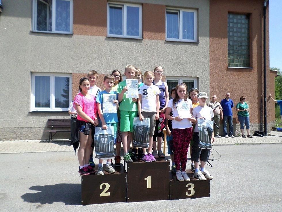 Okresní kolo dopravní olympiády v J. Hradci.