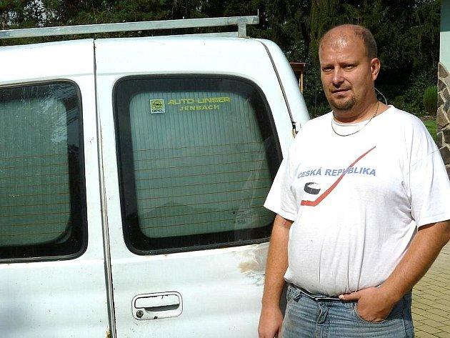 Firma Martina Denka (na snímku) patří ke špičce v dodávce a servisu chladírenských zařízení.