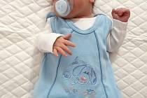 Ondřej Adamec, Deštná.Narodil se 21.března mamince Haně Václavíkové a tatínkovi Liboru Adamcovi. Vážil 2830 gramů, měřil 48 cm.