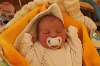 Nela Špačková, Jindřichův Hradec. Narodila se 25. srpna mamince Šárce Špačkové a tatínkovi Petru Špačkovi. Vážila 3620 gramů.