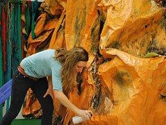 Letošní sezonu v Muzeu Jindřichohradecka doprovází výstava Afrika hravá.