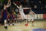Basketbalisté slavného klubu FC Barcelona se stali vítězi prestižního turnaje Young Guns GBA Invitational, který se konal na jihu Čech. Na cestě za triumfem porazili i jindřichohradeckou GBA 96:81.