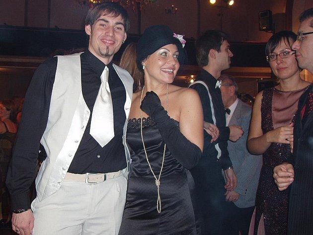 Na snímku jsou Jitka a Michal Hamerníkovi