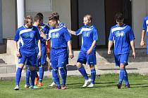 Třeboňským fotbalistům vyšel vstup do jarní části sezony.