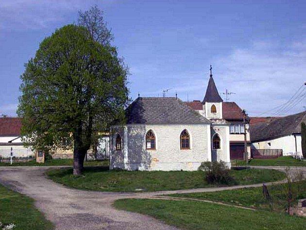Kaplička v Peči. Ilustrační foto.