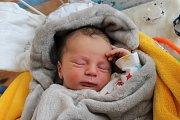 David Novák, Dačice.Narodil se 23. listopadu Štěpánce Marvanové a Zdeňku Novákovi, vážil 3750 gramů a měřil 50 centimetrů.