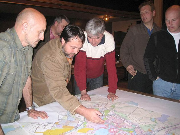První návrh stěžejního dokumentu, který  nastiňuje budoucí rozvoj města vyvolal obrovský zájem nejen ze strany zastupitelů, ale i veřejnosti.