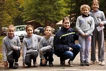 Podzimní kolo soutěže hasičské všestrannosti mládeže v Hamru - Koskách.