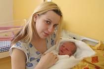 Jiří Molzer z Jindřichova Hradce se narodil 5. února 2014 v 6:39 hodin Kristýně Horové a Jiřímu Molzerovi. Vážil 3200 gramů a měřil 49 centimetrů.