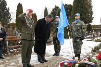 Od tragické smrti příslušníka českého praporu UNPROFOR, podporučíka in memoriam, Václava Martínka z Dačic, uplynulo 25 let.