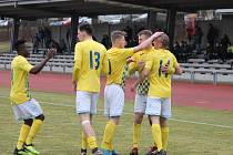 Jindřichohradečtí fotbalisté vyhráli i druhý přípravný duel.