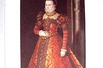 PROSTŘEDNÍ dcera Jošta III. Bohunka z Rožmberka.