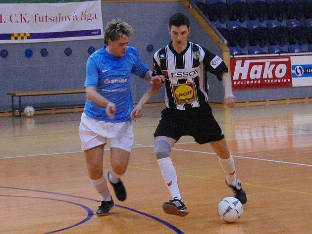 Okresní futsalová C.K. liga pokračovala čtvrtým hracím dnem.
