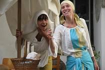 Loutkové divadlo ELF v Langrově domě, představení Plaváček.