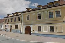 MESADA v Jindřichově Hradci sídlí na adrese Růžová ulice 30/II.