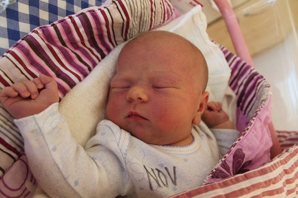 Melissa Lucie Kapiasová se narodila 3. září Janě Krafkové a Filipu Kapiasovi z Jindřichova Hradce. Měřila 51 cm a vážila 4180 gramů.