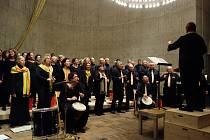 Sbor z Velké Lhoty koncertoval ve Švýcarsku.