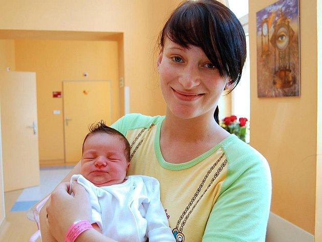 Emma Anna Svobodová z Krahulčí, 21. července 2009, 3380 gramů, 50 cm