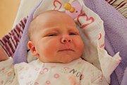 Leontýna Melenová, Lodhéřov.Narodila se 27. září Petře Melenové, vážila 3580 gramů a měřila 51 centimetrů.