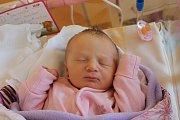 Sofie Prokešová, Nová Včelnice.Narodila se 12. listopadu Martě a Jaroslavu Prokešovým, vážila 3200 gramů a měřila 50 centimetrů.