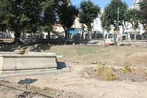 Revitalizace Kancnýřova sadu v Dačicích.