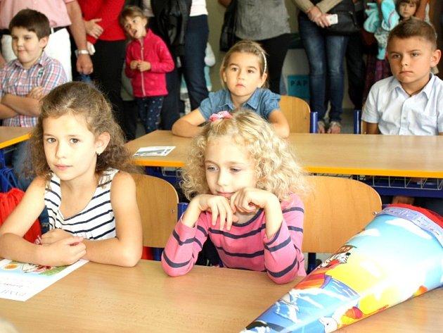 Zahájení školního roku v Suchdole nad Lužnicí.