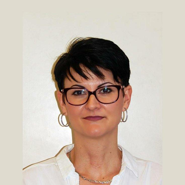Vrchní sestra interního oddělení jindřichohradecké nemocnice Miroslava Fiedlerová.