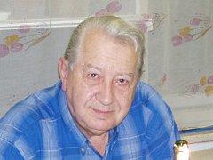 Zdeněk Šamal, někdejší ředitel ČSAD Jindřichův Hradec.