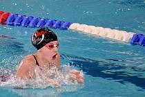 Semifinále plaveckého mistrovství hostil bazén v pražském Podolí.