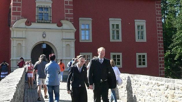 Černená Lhota je cílem mnoha výletníků.