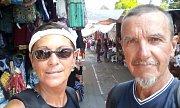 Na Bali hradecké cestovatele zaskočilo zemětřesení.