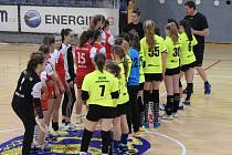 Závěrečné turnaje žákovské ligy čekají jindřichohradecké i třeboňské házenkářky.