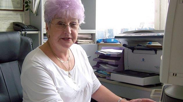 Kristina Vokáčová se léta zabývá poskytováním služeb  nemocným lidem.
