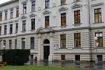 Základní škola Sokolská v Třeboni.