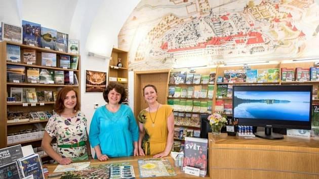 Turistické informační centrum mohou lidé znovu podpořit v soutěži.