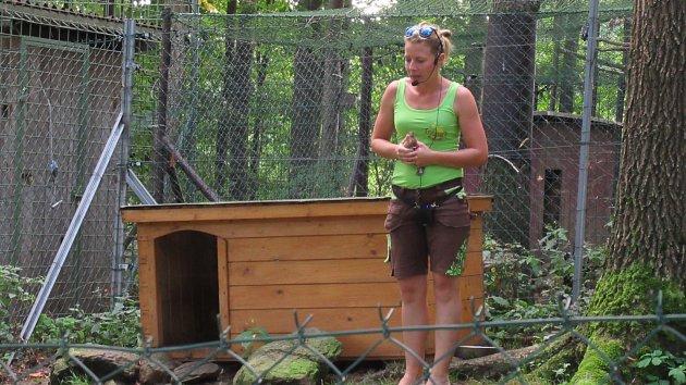Na Hrádečku úspěšně chovají pralesničky, hyeny i jihoamerické opičky
