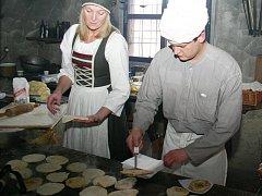 Jindřichohradecké trhy doprovází také advent na zámku.