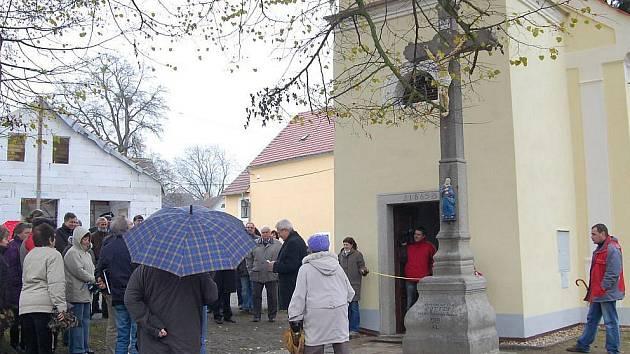 Buk. Místní část Jindřichova Hradce.