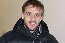 Jan Marek začínal s hokejem u Vajgaru.