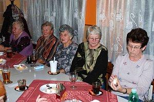 Setkání seniorů v Horní Radouni