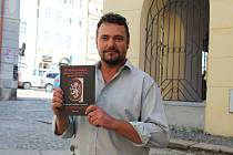 Miloslav Sviták vydává již pátou knihu. Je jí Krvavá hranice západních a jižních Čech na podzim 1938.