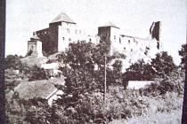 LIPNICE byla jedním z hradů, který patřil Jindřichovi z Lipé.
