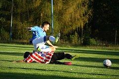 Fotbalisté Kunžaku v 5. kole okresního přeboru podlehli na domácím trávníku Buku 2:3.