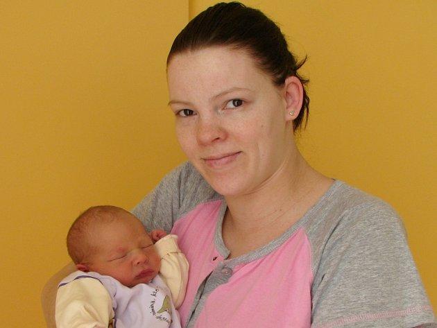 Tobias Helbig z Jindřichova Hradce se narodil 31. března 2012 Romaně Zborkové a Andreasovi Helbigovi. Měřil 51 centimetrů a vážil 3210 gramů.