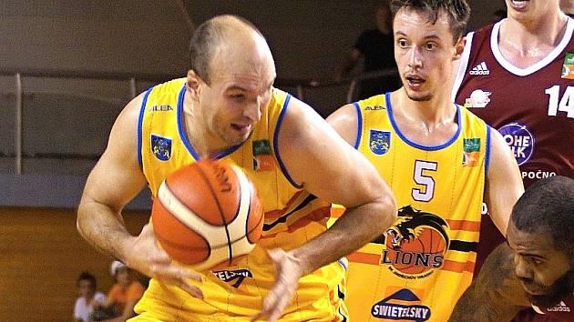 Stanislav Zuzák (vlevo) a Jiří Šoula.