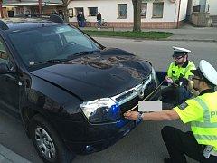 V Třeboni auto srazilo dvě chodkyně, které přecházely v ulici Svobody silnici. Jedna zemřela a druhá je těžce zraněná.
