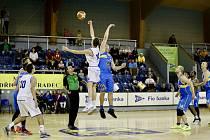 Jindřichohradečtí basketbalisté potvrdili v druhém kole I. ligy roli favorita a Vyšehrad porazili