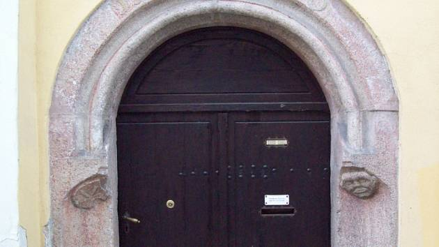 STARÁ LAZNA se kdysi v Jindřichově Hradci nacházela v domě čp. 176/I.