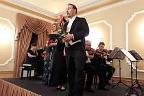 Už 7. prosince se na zámku ve Stráži nad Nežárkou koná vánoční koncert.